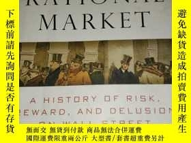 二手書博民逛書店理性市場的神話the罕見myth of the rational