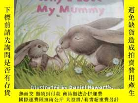 二手書博民逛書店Why罕見I Love My Mummy by Daniel H