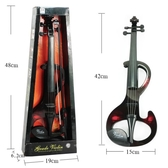 兒童仿真小提琴樂器手提琴玩具多功能電子琴寶寶啟蒙演奏錶演道具