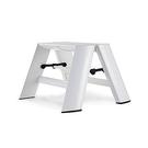日本 Metaphys Lucano 1 Step 2.0 輕巧 單階工作梯 / 矮凳 二代(白色)