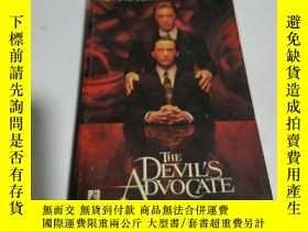 二手書博民逛書店THE罕見DEVIL S ADVOCATE(英文)Y212829