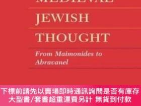 二手書博民逛書店Dogma罕見In Medieval Jewish ThoughtY255174 Menachem Kelln