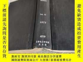 二手書博民逛書店separation罕見science vol.12 1977