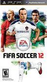 PSP FIFA Soccer 12 國際足盟大賽 12(美版代購)