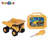 玩具反斗城 CAT 組合工程車