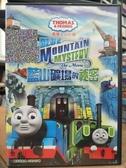 挖寶二手片-B04-正版DVD-動畫【湯瑪士小火車:藍山礦場的秘密/電影版】-國英語發音(直購價)