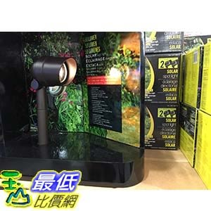 [COSCO代購] SOLAR LED SPOT LIGHT 2PK LED太陽能聚光燈2入 C962772