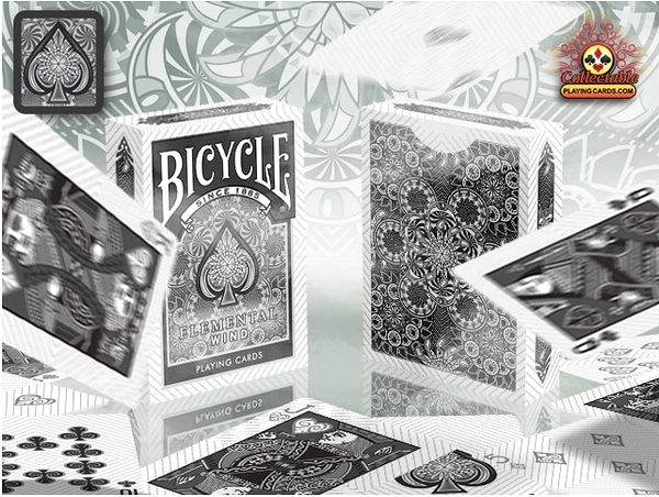 【USPCC撲克】BICYCLE WIND Playing Cards