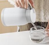 保溫水壺 304不銹鋼保溫壺家用戶外小型水杯便攜車載大容量暖壺熱水瓶水壺【快速出貨八折優惠】
