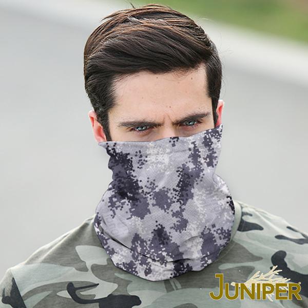 萬用頭巾-超薄透氣多功能彈力萬用頭巾/面罩J7530A JUNIPER