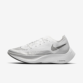 Nike Wmns Zoomx Vaporfly Next% 2 [CU4123-100] 女鞋 慢跑運動 輕量 白 銀