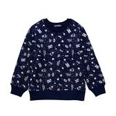『小鱷魚童裝』宇宙印花T恤(02號~10號)556439