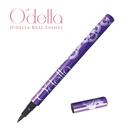 柔軟的海棉製筆頭,輕易可勾勒出極細流暢的濃黑眼線,是您彩妝加分的小技巧。