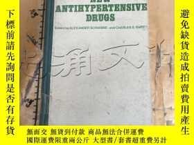 二手書博民逛書店New罕見Antihypertensive DrugsY1141