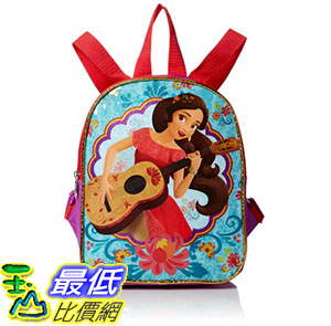 [7美國直購] 迪士尼 背包 Disney Girls Elena 10inch Flip Me Backpack, Purple