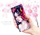 [XZ2 軟殼] Sony Xperia xz2 H8296 手機殼 保護套 外殼 美女般若惡鬼