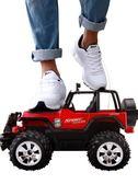 遙控車越野車充電無線遙控汽車兒童玩具男孩玩具1-2-10歲電動賽車igo 時尚潮流
