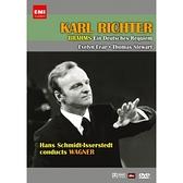 【停看聽音響唱片】【DVD】布拉姆斯:德意志安魂曲/卡爾.李希特 指揮
