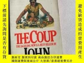 二手書博民逛書店THE罕見COUP (政變 )Y34390 厄普代克 企鵝 出版1979