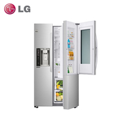 原廠好禮送★【LG樂金】761公升門中門對開冰箱GR-QPL88SV