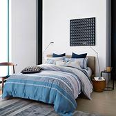 天絲四件式床包兩用被(5x6.2尺)-淺酌-生活工場