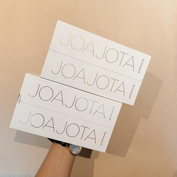 【正品認證】韓國 JOAJOTA 小黑管 小白管氧氣洗面乳 120ml*2 (平價版肌膚之鑰)