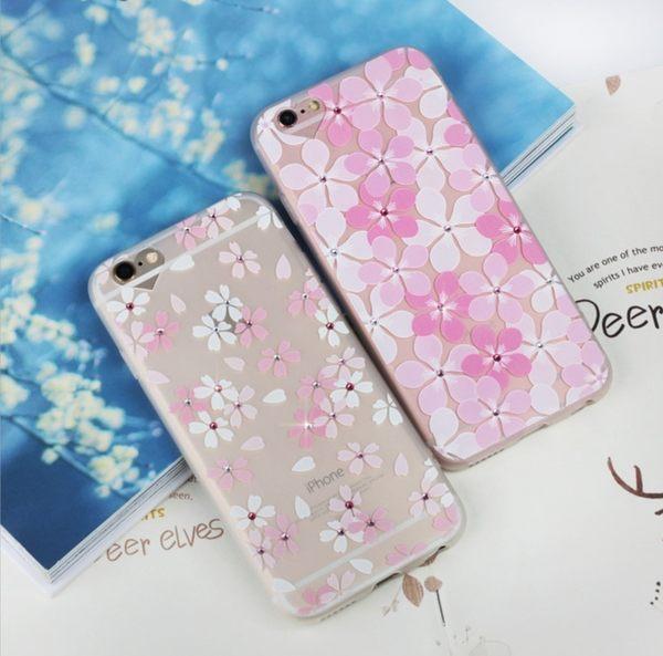[24H 現貨快出] OPPO R9 S plus手機殼 新款 水鑽 手機套 保護殼 軟