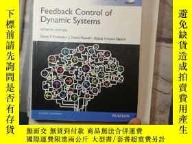 二手書博民逛書店Feedback罕見Control Of Dynamic SystemsY424558 Gene F.Fran