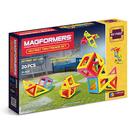【韓國 Magformers 磁性建構片】Neon 20pcs