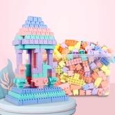 幼兒童塑料積木雪花片益智拼裝玩具 2-3-6-8歲寶寶男孩女拼插模型【快速出貨八折搶購】