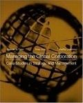 二手書博民逛書店 《Managing the Global Corporation》 R2Y ISBN:0071181105│JoseDeLaTorre
