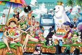 【拼圖總動員 PUZZLE STORY】航海王-夏日刨冰派對 PuzzleStory/海賊王 One Piece/1000P