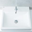 【麗室衛浴】日本INAX原廠 檯面式臉盆 YL-536FC-BW1