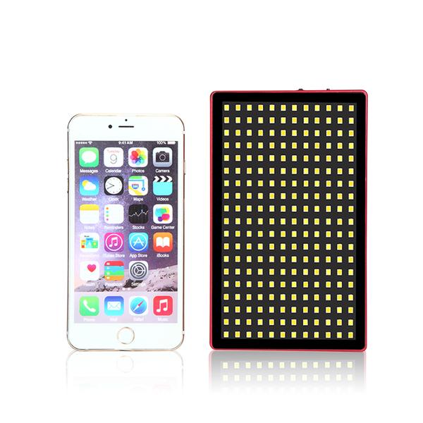 LituFoto 麗能 L28 黑色 / L28R 紅色 LED 攝影燈 持續燈 補光燈【 公司貨】