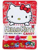 扇雀飴Kitty三種果汁糖-附貼紙40g/包【合迷雅好物商城】