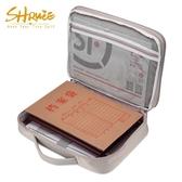 家庭證件收納包便攜大容量多功能家用重要檔收納盒戶口本整理袋錢夫人小鋪