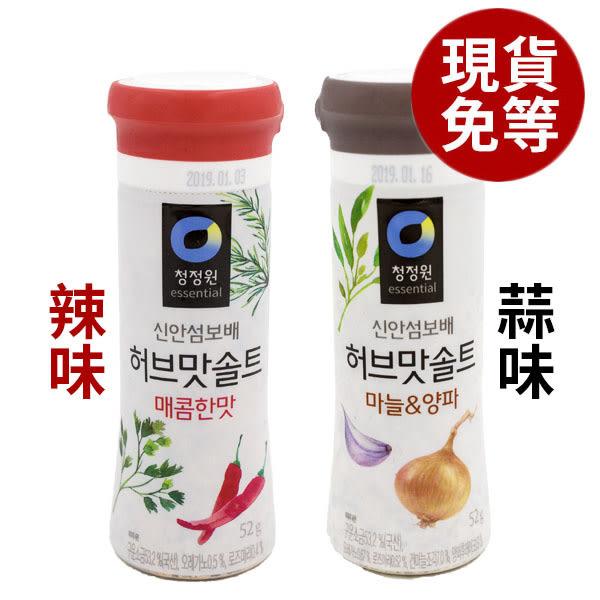 韓國 大象 蒜味/辣味調味鹽(52g) 兩款可選【AN SHOP】
