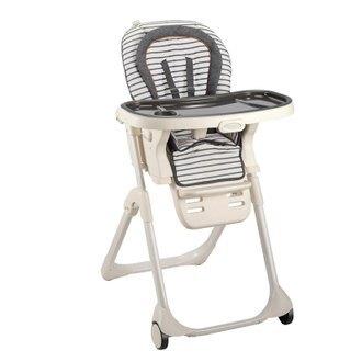 GRACO - 成長型多用途餐椅 TABLE2BOOST™簡約線條【六甲媽咪】