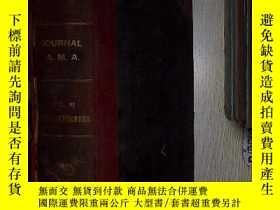 二手書博民逛書店THE罕見JOURNAL OF THE AMERICAN MEDICAL ASSOCIATION 1928 JUL