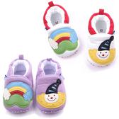 寶寶鞋 卡通小丑 學步鞋 棉質 軟底防滑嬰兒鞋 (11-13cm) MIY1766 好娃娃
