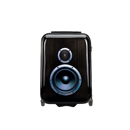 SUITSUIT 荷蘭品牌行李箱 黑色音響款 20吋 indulgence 寵愛自己