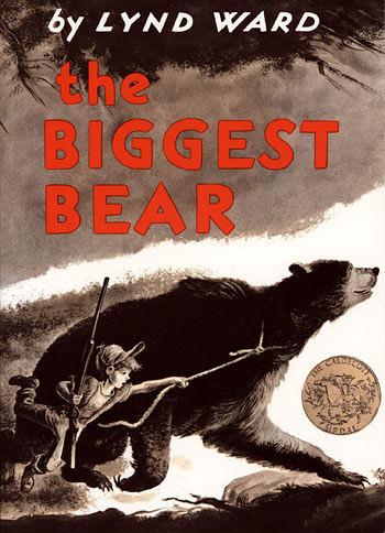 【麥克書店】『小熊媽的經典英語繪本』THE BIGGEST BEAR /英文繪本