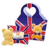 一定要幸福哦~~英國貝爾-熊熊抗菌皂50g-手提款, 婚禮小物,送客禮,姐妹禮