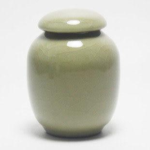 龍泉青瓷 陶瓷密封茶葉罐