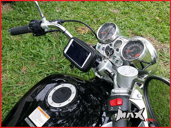 G6 iphone7 iphone8 Mate 30手機車防水套支架手機套防水殼防水手機座摩托車導航手機車架手機架固定座