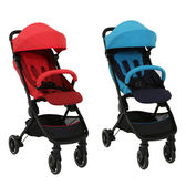 『121婦嬰用品館』奇哥Joie-pack lite 登機車 紅色/藍色