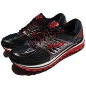 BROOKS 慢跑鞋 Glycerin 14 2E Wide 甘油系列 十四代 銀 藍 超級DNA動態避震 男鞋【PUMP306】 1102362E082