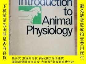 二手書博民逛書店AN罕見introduction to animal physiologyY254800 DR.P.SVEND