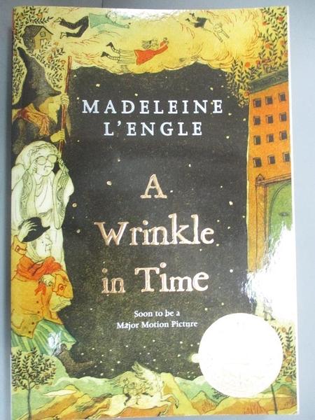 【書寶二手書T1/原文小說_KLI】A Wrinkle in Time_L'Engle