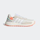 Adidas Retrorun [EH1858] 女鞋 運動 休閒 慢跑 路跑 緩衝 舒適 復古 穿搭 愛迪達 白 粉紅